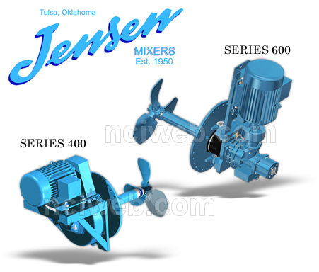 Jensen Mixer Series 600VA