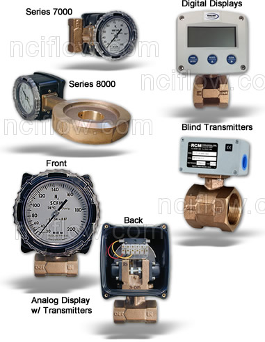 Rcm Industries Liquid Flow Meters