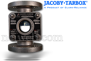 Jacoby tarbox sight flow indicators