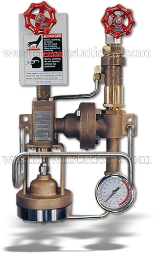 Steam Hose Station